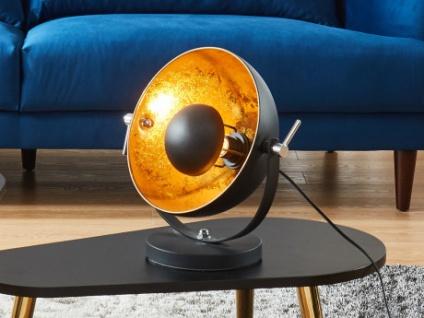 Leuchte Metall MOVIE - Höhe: 37 cm