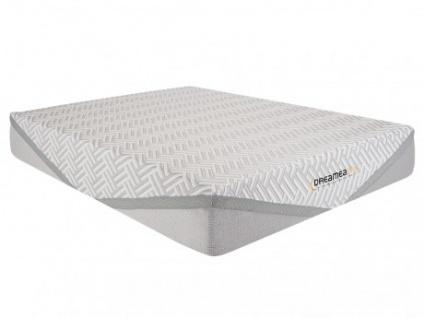 Luxus Taschenfederkernmatratze mit Latex-Matratzenauflage EDEN - Härtegrad 2 - 160x200cm