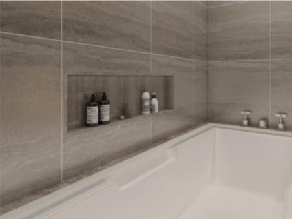 Duschnische zum Verfliesen KLARA - 31 x 91 cm
