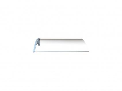 Verlängerung Aluminium Copalina - 140 x 92, 5 cm
