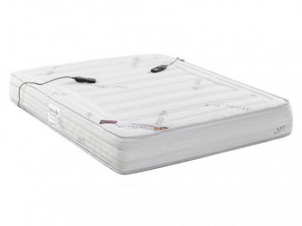 Visco-Matratze Massagematratze Nina - 160x200 cm - Härtegrad 2