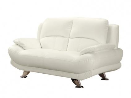 Sofa 2-Sitzer MUSKO - Elfenbeinfarben - Vorschau 3
