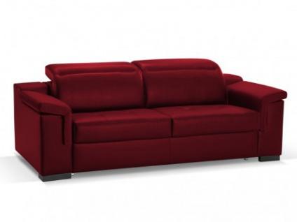 schlafsofa leder g nstig sicher kaufen bei yatego. Black Bedroom Furniture Sets. Home Design Ideas