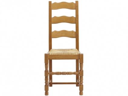 Stuhl 6er-Set Massivholz Segu - Vorschau 5