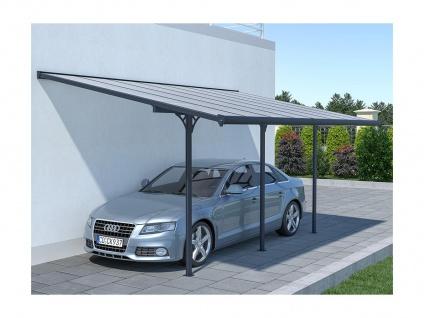 Terrassendach anlehnend ALVARO - Aluminium - 15, 1 m² - Vorschau 2