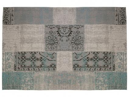 Teppich im Vintage-Stil TURIN - 100% Polyester - 160x230 cm