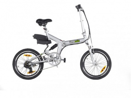 Pedelec E-bike Klapprad Beecycle 2