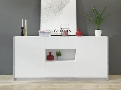 Sideboard PARKER - 2 Türen & 2 Schubladen - Vorschau 2