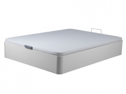 Bettgestell mit Bettkasten ONIRY von DREMEA PLAY - 160 x 200cm - Weiß