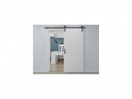 Schiebetür VARIN - H 205 x B 83 cm - Holz & PVC