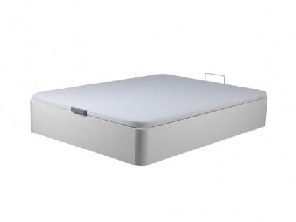 Bettgestell mit Bettkasten ONIRY von DREMEA PLAY - 140 x 190cm - Weiß
