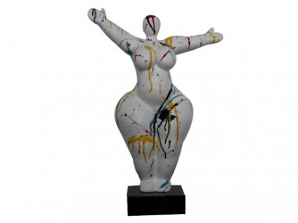 Statue Frau Odina