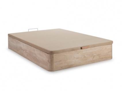 Bettgestell HESTIA von DREAMEA PLAY - Eichefarben - 140x190 cm