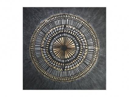 Ölgemälde RIAD - 100x100 cm