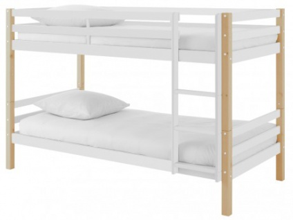 Etagenbett Mit Lattenrost : Etagenbett massivholz philemon lattenrost cm kaufen
