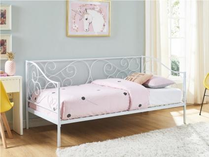 Kinderbett VIVAN - 90x200cm - Weiß - Vorschau 3