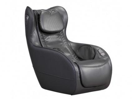 Massagesessel mit Bluetooth ADRASTEE - Anthrazit