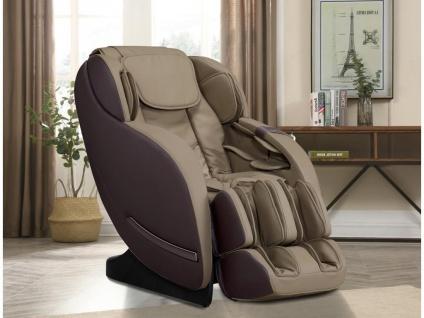 Massagesessel Zero Gravity NEREE - Beige