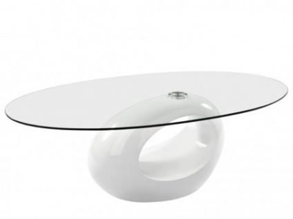 Couchtisch Glas Pebble II