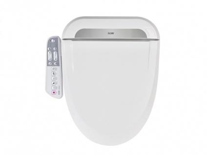 WC-Sitz mit Bidetfunktion, Intimdusche & Sitzheizung Flory - Vorschau 3