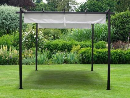 Terrassendach Stahl TANDIL - L300xB300xH230 cm