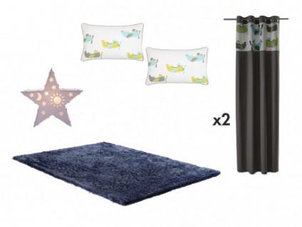 Sparset Deko Kinderzimmer (6-tlg.) - Blau