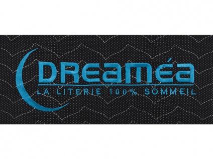 Taschenfederkernmatratzen Lattenrost Set GAMIANI von DREAMEA - 180 x 200 cm - Vorschau 2