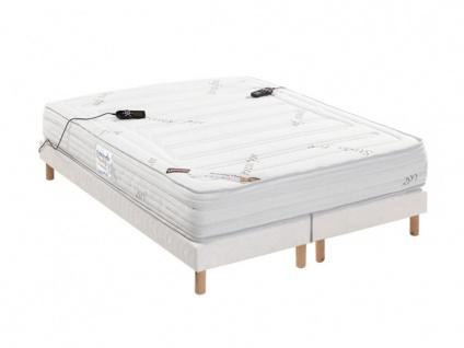 Massagematratze Lattenrost Set Nina - 180x200cm