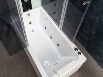 Duschbadewanne Massage DARIA - Vorschau 5