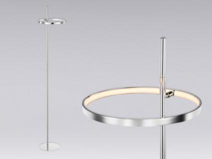 LED Stehleuchte Metall KIERAN - Höhe: 113cm