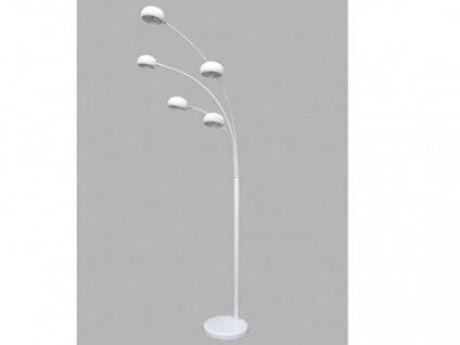 Stehlampe Stehleuchte Odysee - Höhe 200 cm - Weiß