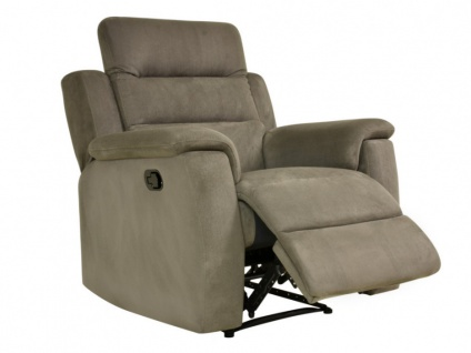 Relaxsessel Fernsehsessel SIMONO - Taupe