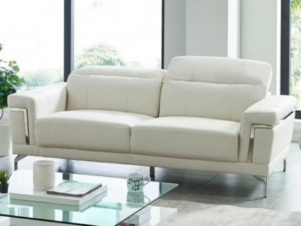 3-Sitzer HIPPOLYTE - Weiß