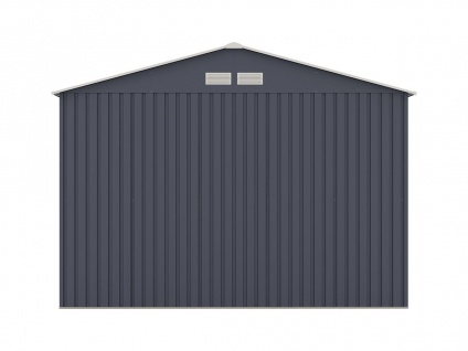 Garage NERON - Stahl - Grau - 18, 7 m² - Vorschau 5