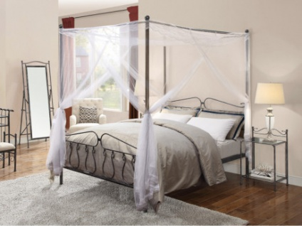 himmelbett massivholz online bestellen bei yatego. Black Bedroom Furniture Sets. Home Design Ideas