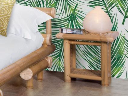 Nachttisch Bambus DAHLIA