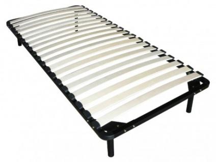 Lattenrost ErgoOpti Standard mit Füßen - 90x190cm - Schwarz