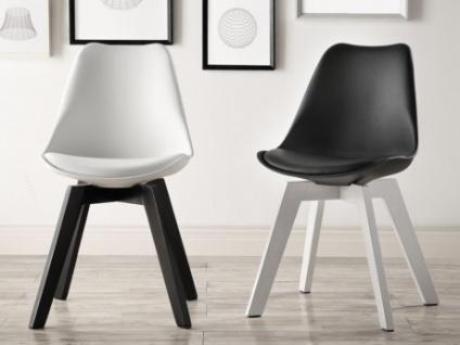 Stuhl 6er-Set Paddy - Limited Edition - Weiß