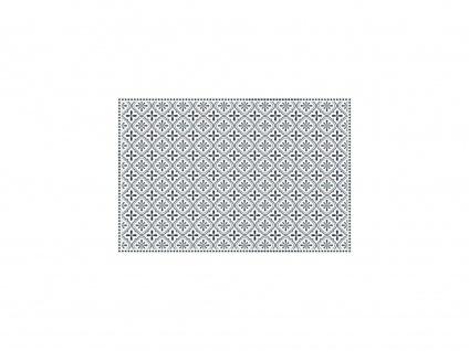 Teppich Vinyl TERQUISE - 120x180 cm