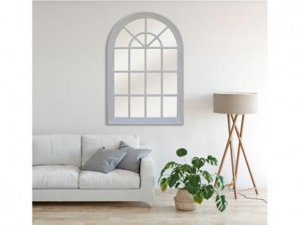 Wandspiegel Fensterspiegel MONTESQUIEU - Eukalyptusholz - 120x80 cm