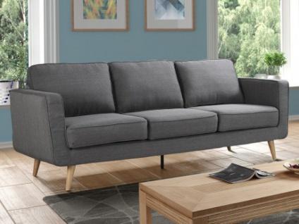 3-Sitzer-Sofa Stoff Dovali