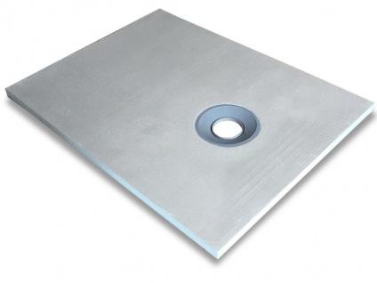 Duschwanne Duschtasse zur Selbstgestaltung DELOS - 1200x900x40mm