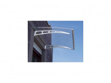 Vordach Aluminium NEONA - 120x90x15 cm