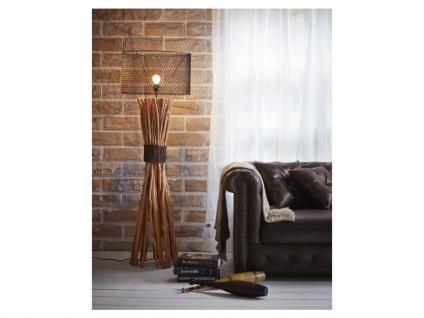 Stehlampe Holz & Metall BROCANTE - Vorschau 2