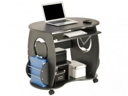 Computertisch Schreibtisch Pixel - Anthrazit