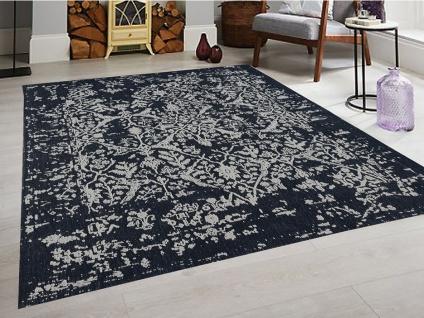 Teppich im Vintage-Stil NAMUR - 100% Polyester - 200x290 cm - Vorschau 2