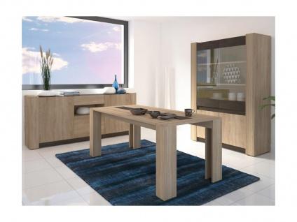 Sideboard Sumai - 3 Türen & 1 Schulade - Vorschau 4