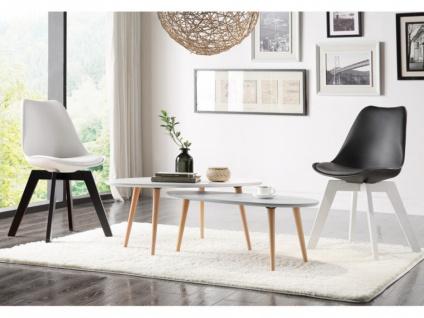 Stuhl 2er set paddy limited edition wei kaufen bei for Stuhl abc design