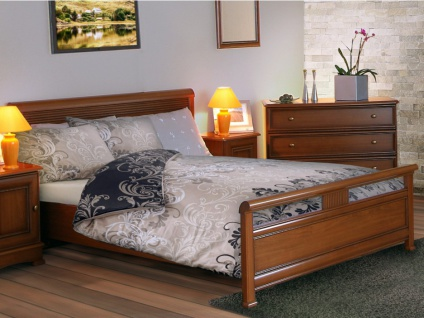 Holzbett Laurel - 140x190cm