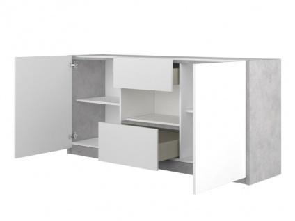 Sideboard PARKER - 2 Türen & 2 Schubladen - Vorschau 4